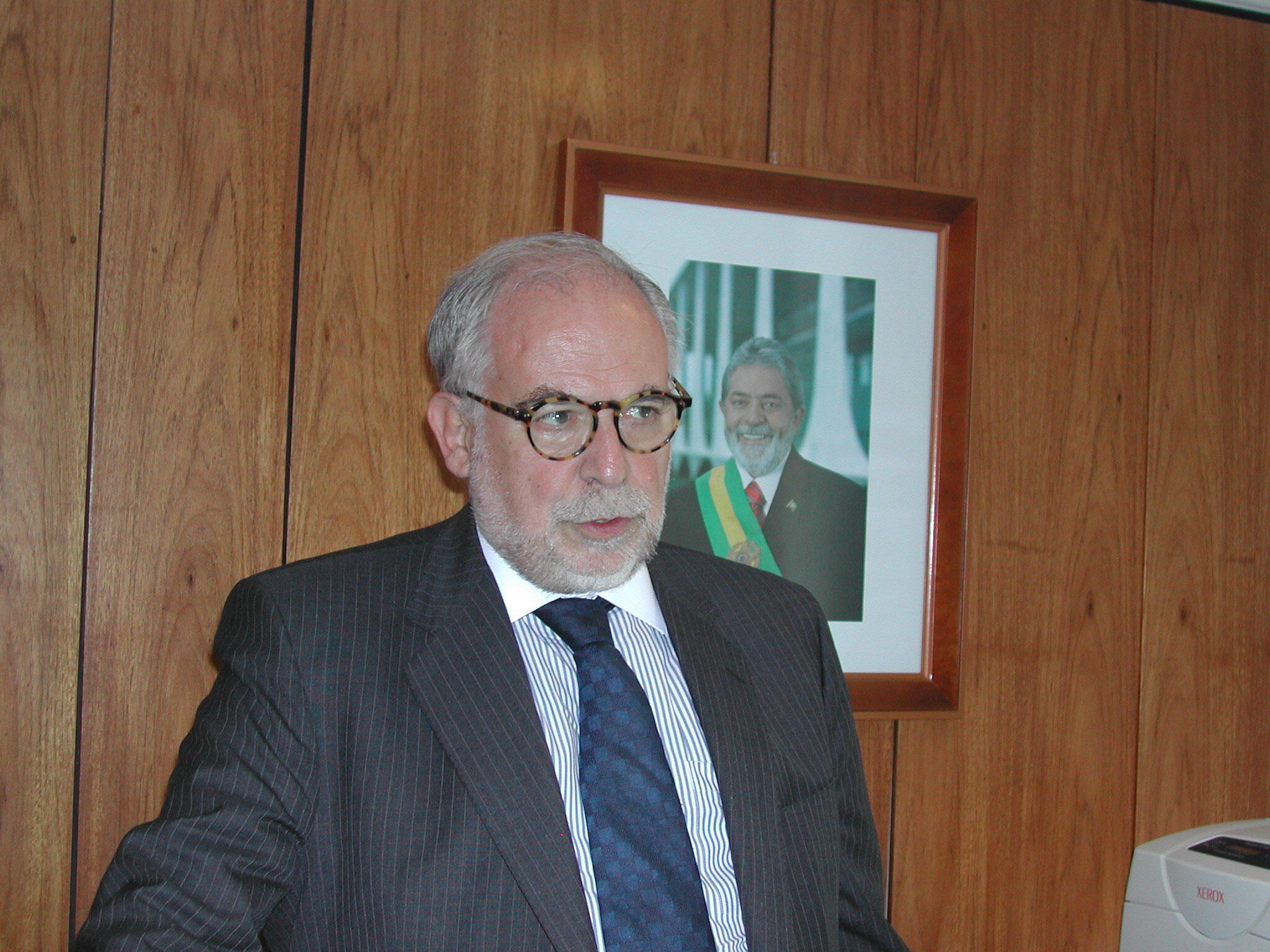 Marco Aurélio Garcia