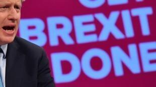 Boris Johnson a mis toute son énergie dans la campagne pour que le Royaume-Uni quitte l'Union européenne.
