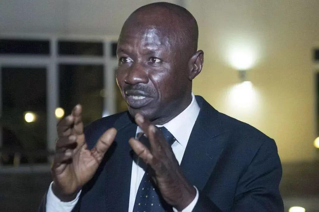 Mukaddashin shugaban hukumar EFCC Ibrahim Magu