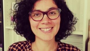 """Erika Campelo é uma das idealizadoras do festival """"Brésil en Mouvements"""""""