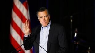 Mitt Romney a annoncé le 30 janvier 2015 son retrait de la course à la présidentielle de 2016.