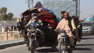 Afghanistan : des milliers de personnes fuient les violences dans le sud du pays