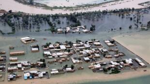 هشدار سازمان هواشناسی ایران نسبت به پیشروی سیل در مسیل های نیمه شرقی کشور