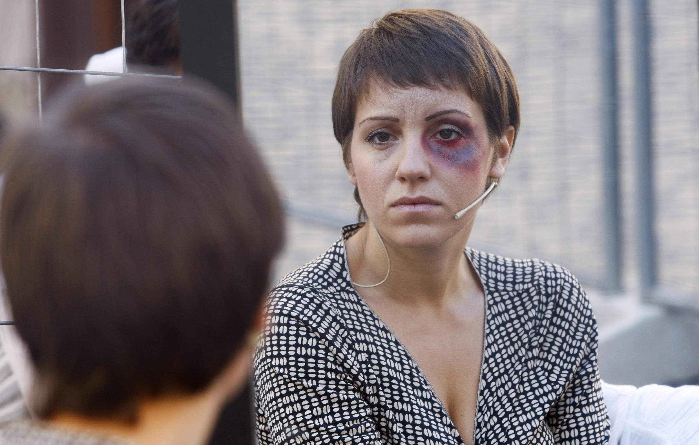Italie Actrice Violences contre les femmes