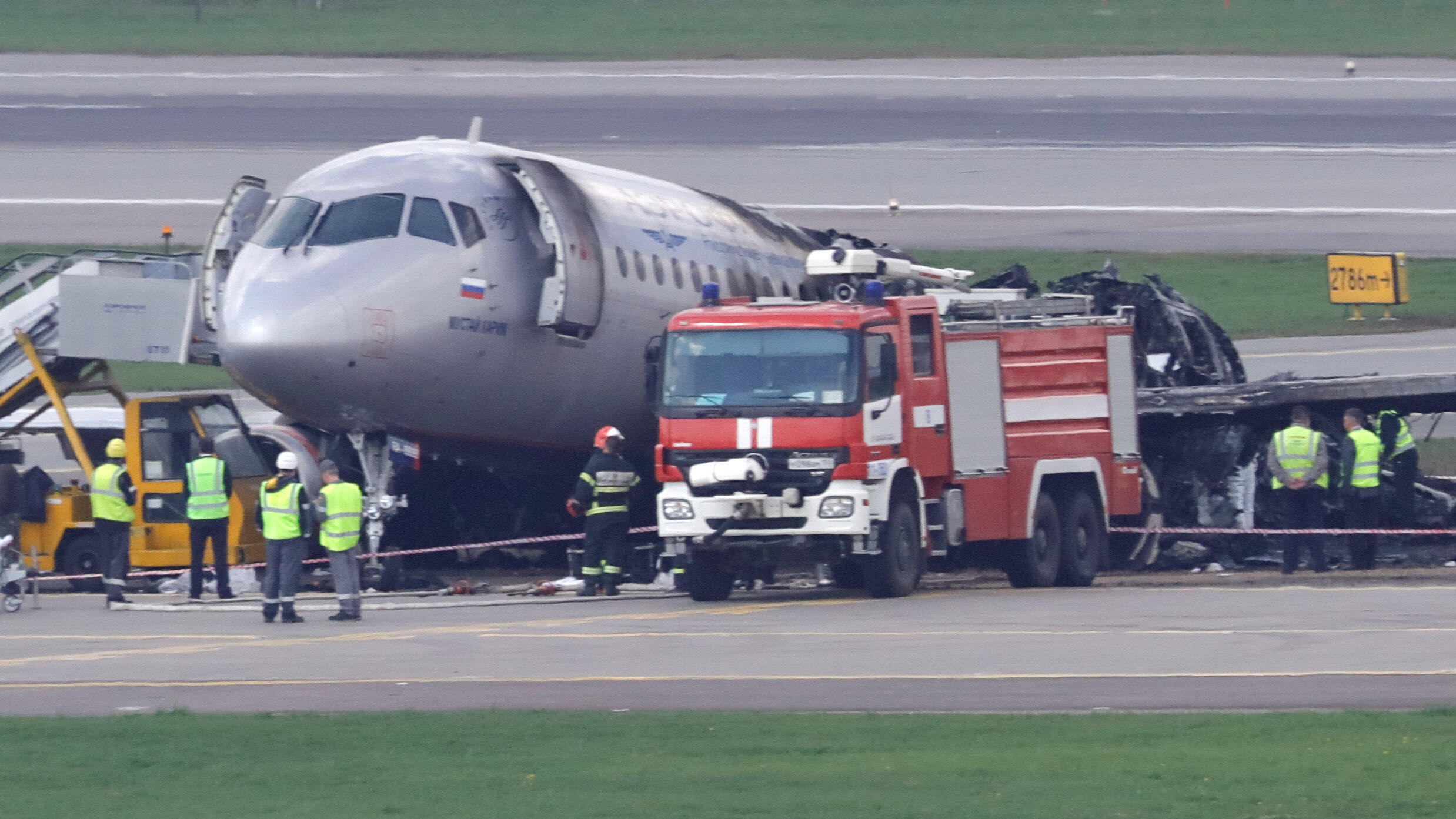 Возможные причины катастрофы: ошибки пилотов и диспетчеров, наземных служб, осуществлявших контроль технического состояния воздушного судна, а также неисправность самого самолета