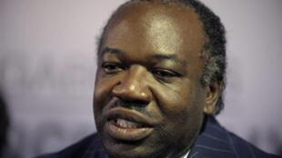 Ali Bongo, président du Gabon.