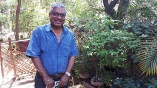Adityah Mukherjee, professeur d'histoire contemporaine à l'Université Jawaharlal-Nehru.