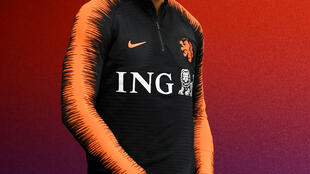 Netherlands skipper Virgil van Dijk scored in his team's 4-0 victory over Belarus.