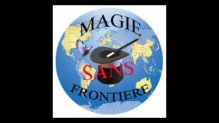 Logo de l'association Magie sans frontière.