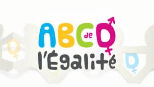 Image d'archive RFI: logo du programme d'éducation à l'égalité des sexes. (Photo d'illustration)