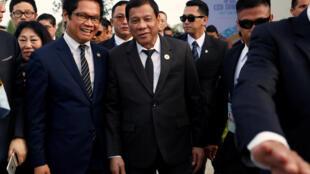 Tổng thống Rodrigo Duterte rời Philippines ngày 09/11/2017, sang Đà Nẵng, Việt Nam, dự Thượng Đỉnh APEC