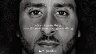 La publicité polémique de Nike.