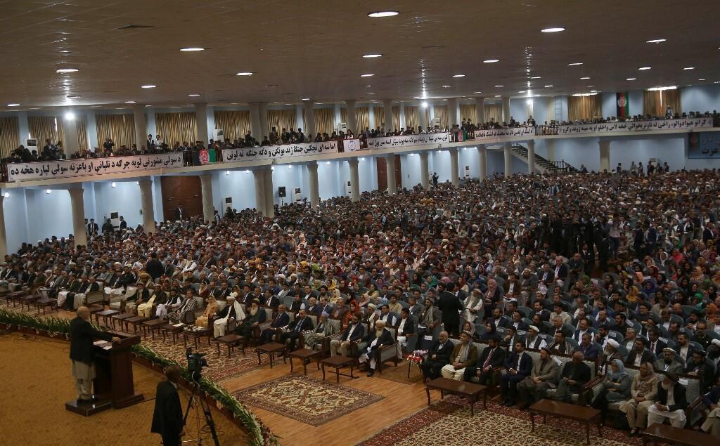 جرگه مشورتی صلح در افغانستان که به مدت ۵ روز و با حضور ۳۲۰۰ تن در کابل برگزار شد، روز جمعه ۱۳ اردیبهشت/ثور پایان یافت.