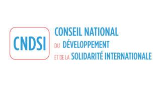 Logo du Conseil national du développement et de la solidarité internationale.