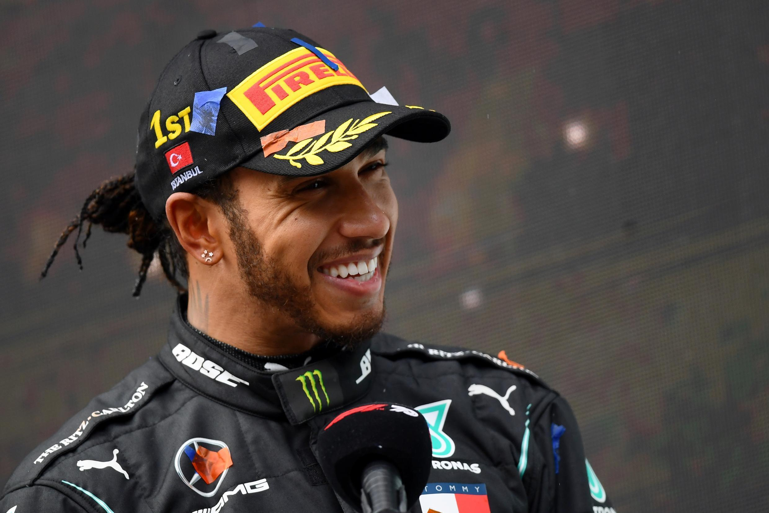 Lewis Hamilton started driving for Mercedes in 2013 and has won six world titles with the stable.