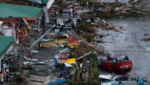 "Разрушения после тайфуна ""Хайян"" на Филиппинах"