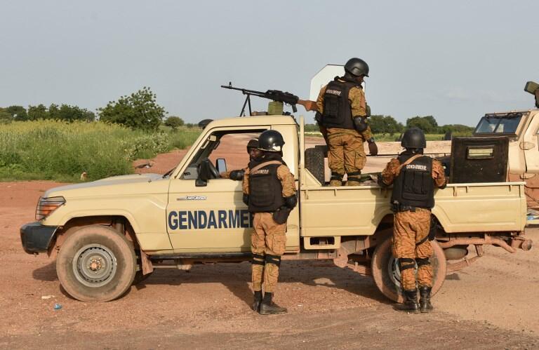Les forces de sécurité burkinabè ont échangé des tirs avec de présumés jihadistes à proximité de la frontière malienne. (Image d'illustration)