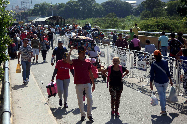 Colombia Venezuela ponte