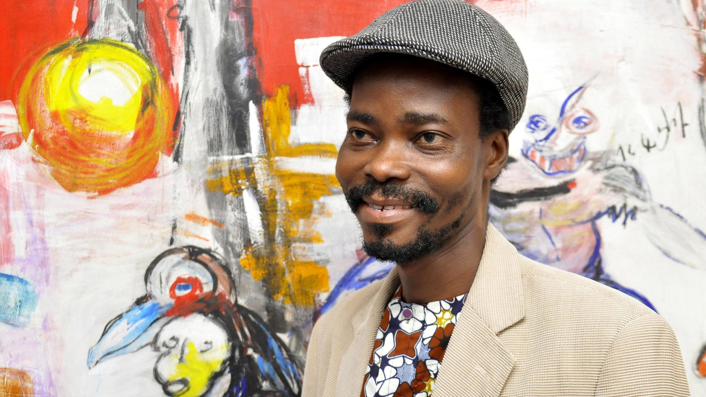 Le plastcien Béninois Dominique Zinkpè expose ses oeuvres à la galerie Vallois à Paris jusqu'au 3 octobre.