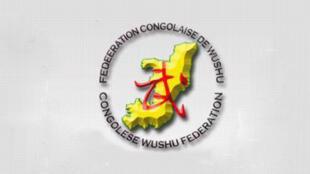 Le logo de la Fédération congolaise de Kung-fu wushu au Congo-Brazzavile.