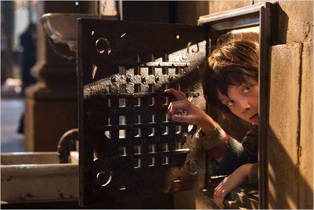 """Cena de """"A Invenção de Hugo Cabret"""", de Martin Scorsese."""