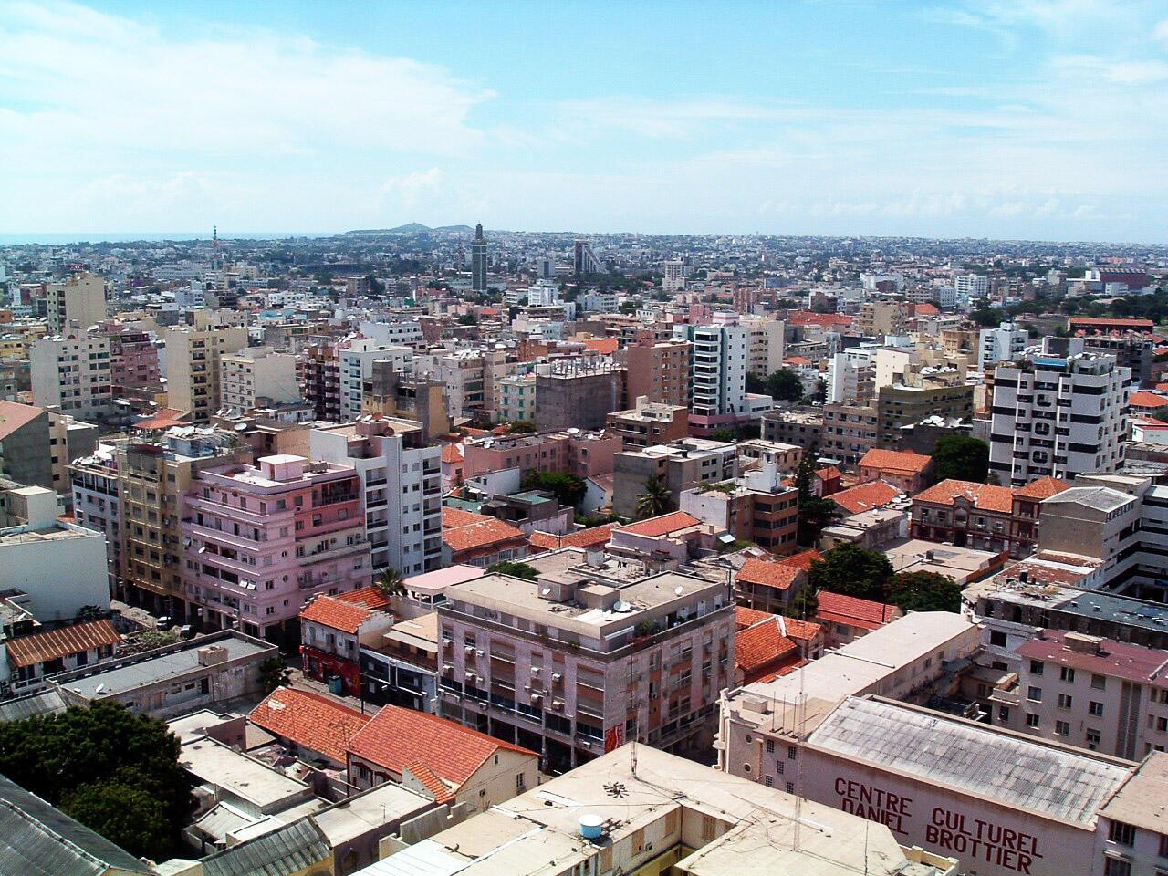 Une vue de Dakar, ville où ont lieu les deuxièmes rencontres du marché des titres publics de l'UEMOA. (image d'illustration)