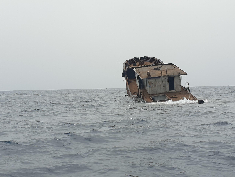 bateau sénégal