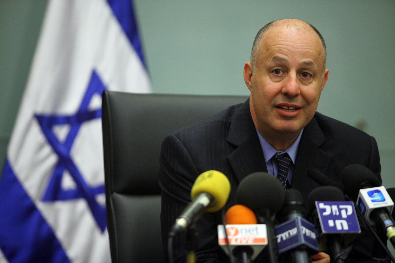 Ministan hadin kan yanki na Isra'ila Tzachi Hanegbi