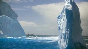 L'Antarctique en 2009
