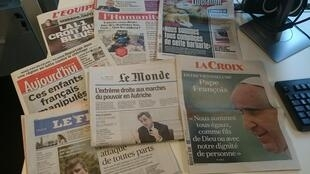 Diários franceses 17.05.2016
