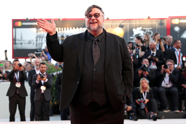 Гильермо дель Торо — глава жюри Венецианского фестиваля, 8 сентября 2018.