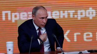 Во время ежегодной пресс-конференции Владимир Путин объявил, что будет участвовать в президентских выборах как самовыдвиженец.