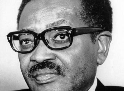 Agostinho Neto, primeiro presidente angolano
