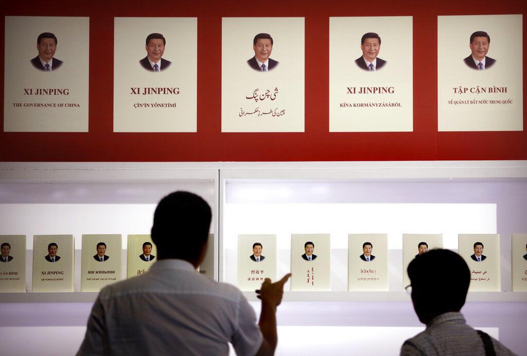 Chine - Xi Jinping - livre