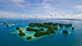 帕劳(帛琉)群岛