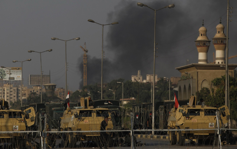 Le Caire, 14 août 2013.