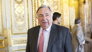 Gérard Larcher   رئیس سنای فرانسه
