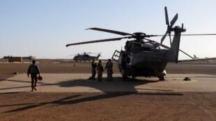 L'opération française a eu lieu dans la nuit du 22 au 23 novembre dernier près de Mopti, dans le centre du Mali.