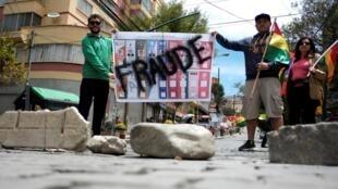 Observadores devem esclarecer se houve ou não fraude na eleição presidencial na Bolívia..
