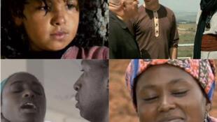 « Androman », d'Azlarabe Alaoui Lamharz, Always Brando de Ridha Behi, « Tey » (Aujourd'hui) d'Alain Gomis, « Moi Zaphira » d'Apolline Traoré.