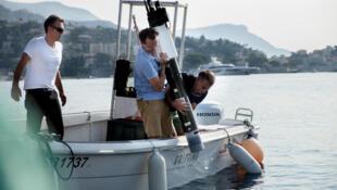 ឧបករណ៍ Argo Float ដាក់ឲ្យសាកល្បង ដោយក្រុមអ្នកស្រាវជ្រាវ CNRS នៅ Villefranche-sur-Mer ឆ្នាំ២០១៦
