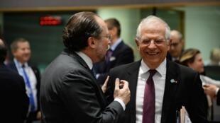 جوزپ بورل، به عنوان مسئول سیاست خارجی اتحادیه اروپا روزهای دوشنبه و سهشنبه ۱۴ و ۱۵ بهمن/ ٣ و ٤ فوریه ٢٠٢٠ به تهران سفر خواهد کرد
