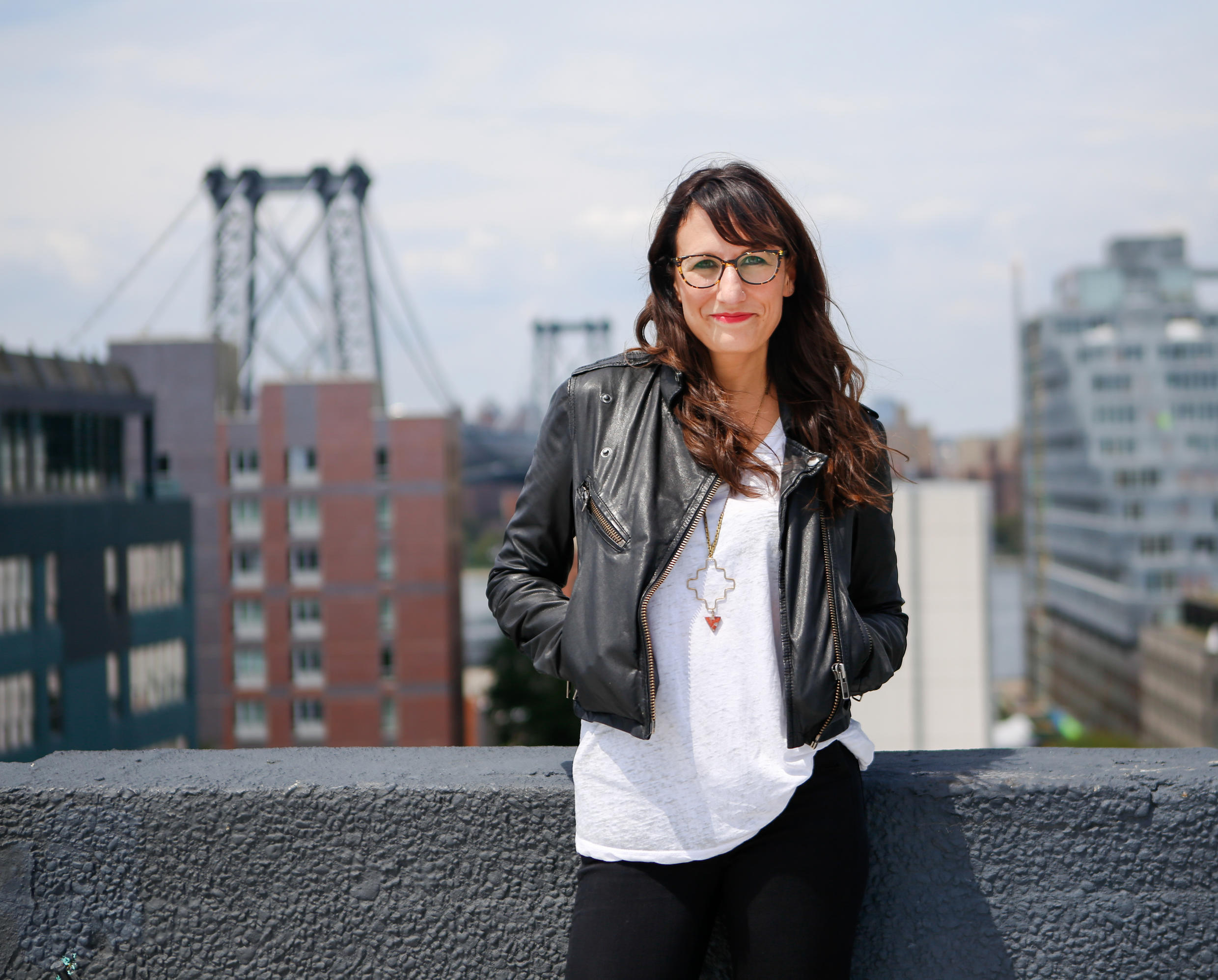 Jessica Bennett is the New York Time's first gender editor