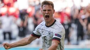 PHOTO Euro 2021 Allemagne-Portugal Kimmich