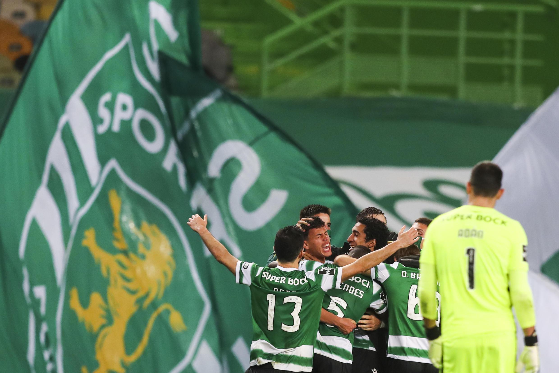 Sporting CP - Liga Portuguesa - Campeonato Português - Futebol - Football - Desporto