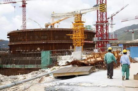 Trung Quốc xúc tiến việc xây dựng lò phản ứng CAP1400 từ năm 2013 tại tỉnh Sơn Đông (DR)