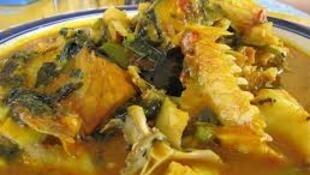 O Calulu, prato tradicional são-tomense