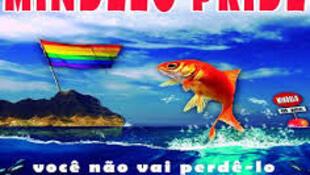 Cartaz do Mindelo Pride - Página Facebook