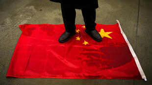 Ouighour - Turquie - Chine - Drapeau