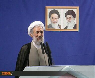 حجتالاسلام کاظم صدیقی، امام جمعه موقت تهران، به مردم برای انتخابات مجلس و خبرگان هشدار داد.